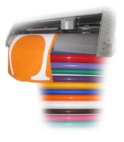 folyo yazı kesimi makinesi